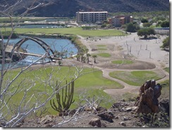 Loreto Bay Golf overview to bridge Loreto Mexico RBuchanan photo