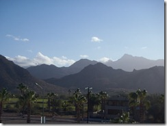 Loreto Bay Golf view Gigantas Loreto Mexico RBuchanan photo