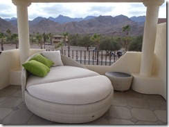 Loreto Bay patio view Loreto Mexico RBuchanan photo