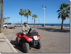Vive Loreto ATV rental from Loreto Bay with Mark RBuchanan photo