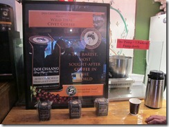 RBuchanan Doi Chaang civet coffee tasting at Tod Mtn Coffee House Sun Peaks IMG_1037