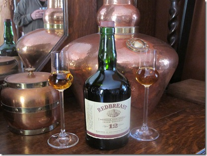 RBuchanan photo Redbreast whiskey to toast St. Patrick's