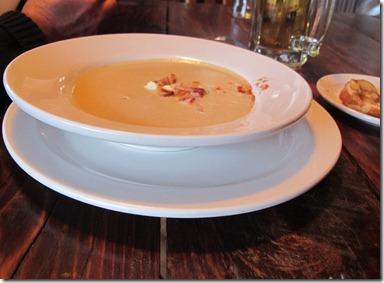 RBuchanan photo Rico Hotel potato leek soup  IMG_5341