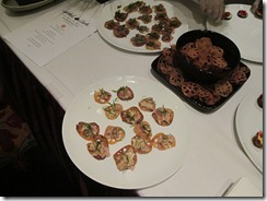 RBuchanan Sun Peaks Black Garlic Bistro sets out small bites IMG_1046