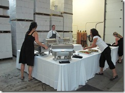 RBuchanan photo IMG_0211 - Kettle Valley Winery 20th Chef Planiden final touches