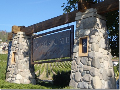 Quail's Gate Winery