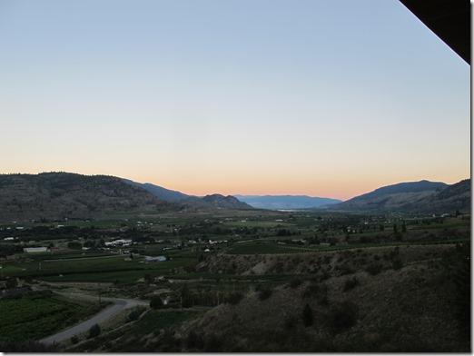 RBuchanan - Visa Tinhorn IMG_9201 View sunset from Patio