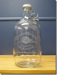 RBuchanan photo Cannery Brewing  growler IMG_2120