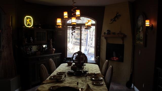 RBuchanan photo: Ready for Thanksgiving Dinner